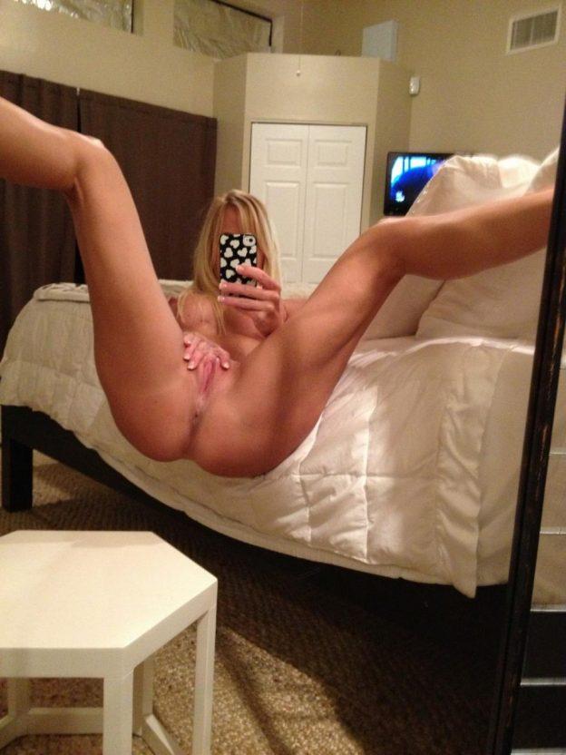 Julie Kicklighter Leaked Pussy Selfies