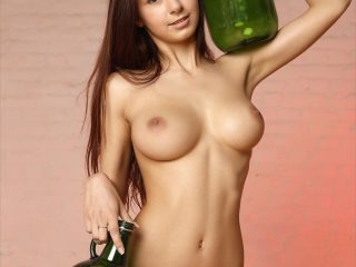 Russian model Helga Lovekaty nude Photo Shoot