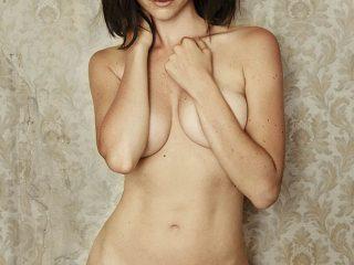 Katrin Heß Nude for Playboy