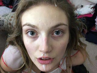 Model Chanel Christian Gray Leaked NEW Blowjob VIDEO