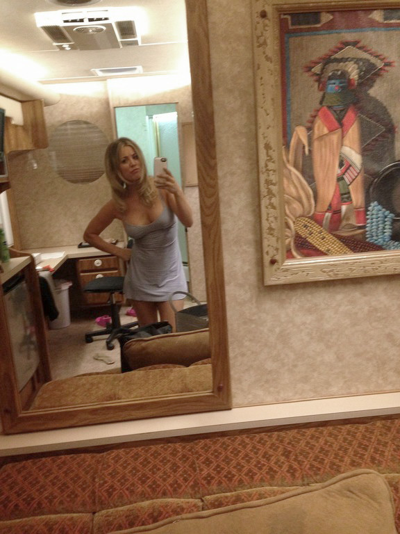 The Big Bang Theory star Kaley Cuoco nude leaked iCloud photos and sex video The Fappening