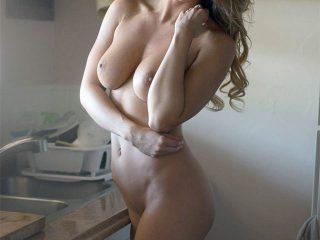 Model Lindsey Lamson Nude Photo Shoot