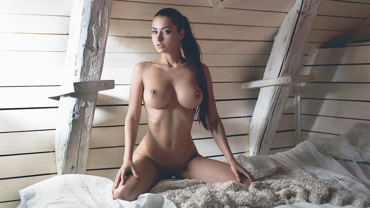 Helga Lovekaty nude Nude Bondage Photo Shoot The Fappening