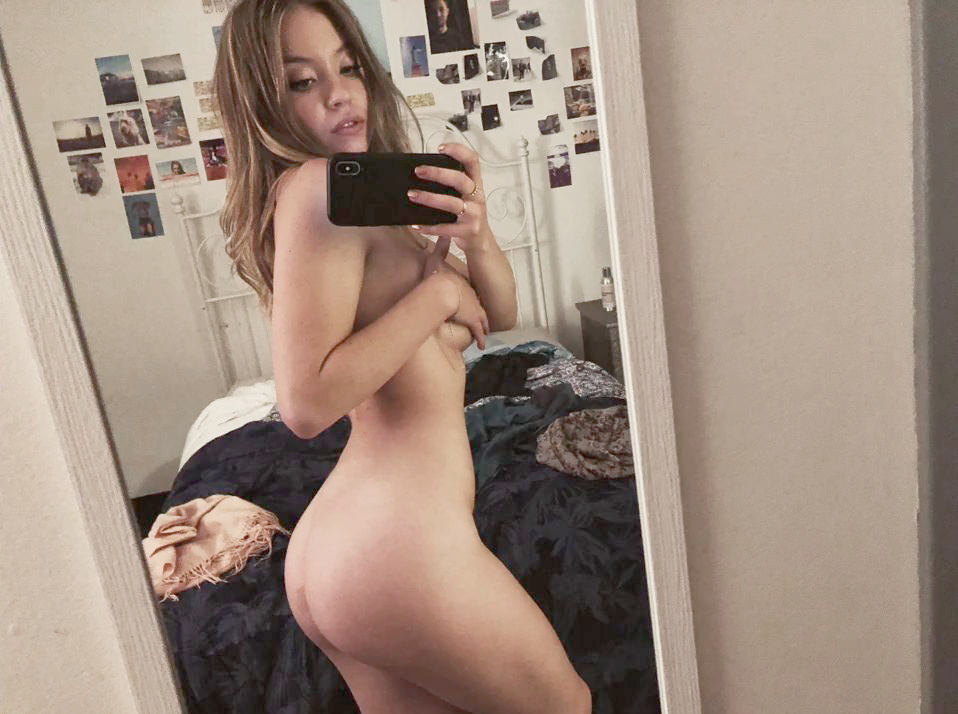 Sydney Sweeney nude photos leaked The Fappening